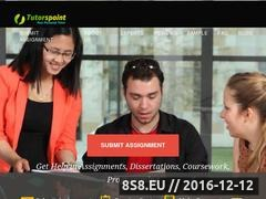 Homework Help / Assignment Help Website