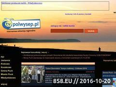 Miniaturka domeny www.tv.polwysep.pl