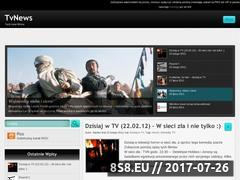 Miniaturka domeny tvnews.c0.pl
