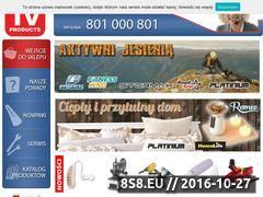 Miniaturka domeny tvproducts.pl