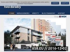 Miniaturka domeny twoi-doradcy.pl