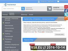 Miniaturka domeny www.twoja-apteczka.pl