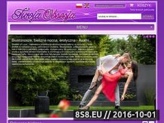Miniaturka domeny www.twojaobsesja.pl