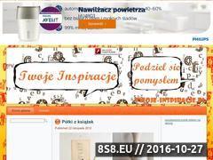 Miniaturka domeny twoje-inspiracje.cba.pl