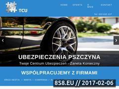 Miniaturka domeny twojecu.pl