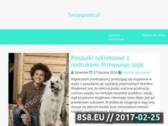 Miniaturka domeny twojegazety.pl