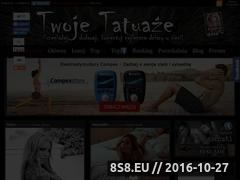 Miniaturka domeny twojetatuaze.pl