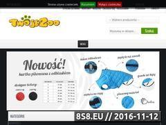 Miniaturka domeny www.twojezoo.pl