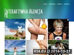 Miniaturka domeny www.tworzenie-stron-internetowych.biz.pl