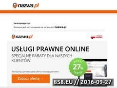 Miniaturka domeny www.tworzymygry.pl