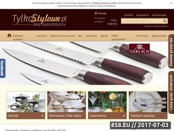 Zrzut strony Serwisy Villa Italia