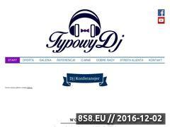 Miniaturka domeny www.typowydj.pl