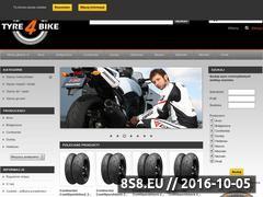 Miniaturka domeny tyre4bike.com