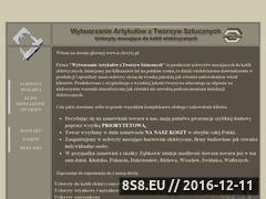 Miniaturka domeny www.u-chwyty.pl