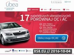 Miniaturka domeny ubea.pl