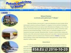 Miniaturka domeny ubeaty.pl