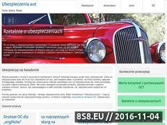 Miniaturka domeny ubezpieczeniaaut.pl