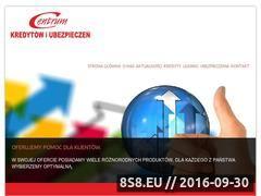 Miniaturka domeny ubezpieczeniaostroleka.eu