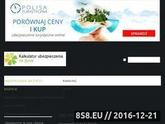 Miniaturka domeny ubezpieczenie-na-zycie-kalkulator.pl