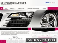 Miniaturka domeny ubezpieczenie-samochodu.org