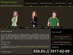 Miniaturka domeny ubezpieczmy.pl