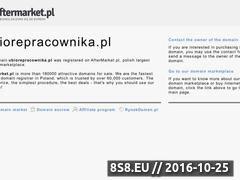 Miniaturka domeny www.ubiorepracownika.pl