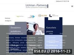 Miniaturka domeny www.uchman.com.pl