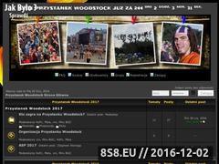 Miniaturka Woodstock (uctok.com)