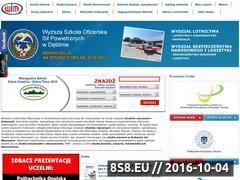 Miniaturka domeny uczelnie.info.pl