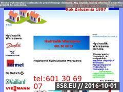 Miniaturka domeny www.udraznianie24.pl