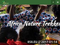 Thumbnail of Africa Nature Trekkers Website