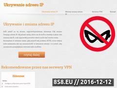 Miniaturka domeny ukrywanie-adresu-ip.pl