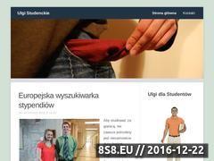Miniaturka domeny www.ulgadlastudentow.pl