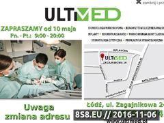 Miniaturka domeny www.ultimed.pl