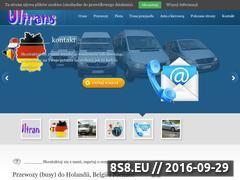 Miniaturka domeny www.ultrans.com.pl