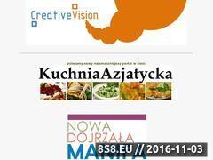 Miniaturka domeny www.ultraviolet.pl