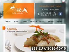 Miniaturka domeny www.umnieczyuciebie.pl