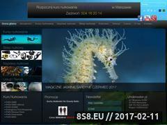 Miniaturka domeny www.underwater.pl