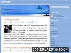 Miniaturka domeny uni-fly.pl