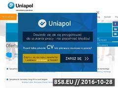 Miniaturka domeny uniapol.com