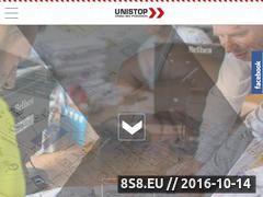 Miniaturka domeny unistop.pl