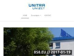 Miniaturka domeny www.unizet.com.pl