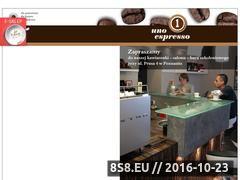 Miniaturka domeny www.unoespresso.pl