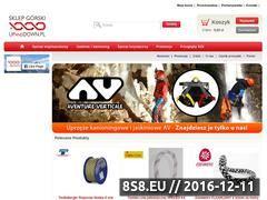 Miniaturka domeny upandown.pl