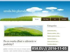 Miniaturka domeny uroda.biz.pl