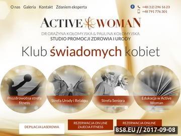 Zrzut strony Depilacja laserowa Kraków