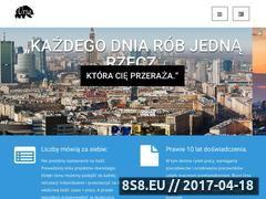 Miniaturka domeny www.ursa-praca.pl