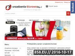 Miniaturka Niszczarki i inne urządzenia biurowe (urzadzenia-biurowe24.pl)