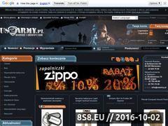 Miniaturka domeny www.usarmy.pl