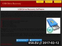 Pen drive recovery Website